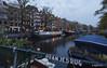 Amsterdam. (alamsterdam) Tags: amsterdam bridge flowers architecture houseboats bikes brouwersgracht brugletter