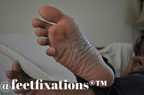 Ebony foot fetish sites