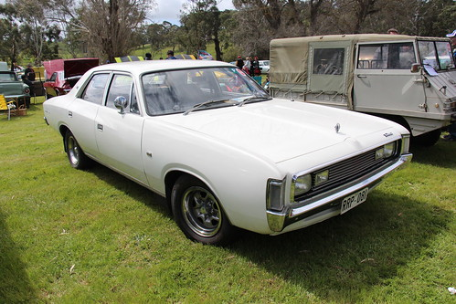 1971 Chrysler Valiant Regal Sedan