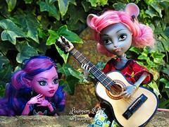 (Linayum) Tags: kjerstitrollson mouscedesking mh monster monsterhigh mattel doll dolls muñeca muñecas toys juguetes linayum