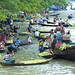 Floating Guava Market.