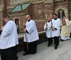 Erie seminarians at Ordination