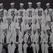 Uncle Lee's Seabee unit in Kwajalien, 1943