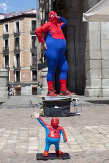 Camp Spider-Man, Madrid