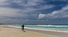 He has the surf to himself... (sarahOphoto) Tags: australia bay beach board clouds island kangaroo landscape ocean outdoors paradise sand sea sky south surf surfer turquoise vivonne waves vivonnebay southaustralia au lone