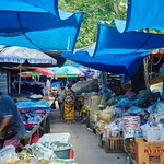 Gianyar traditional market
