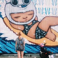 Thailand, Pattaya (Polina Kashpor) Tags: thailand pattaya art graffitti graffiti summer cool