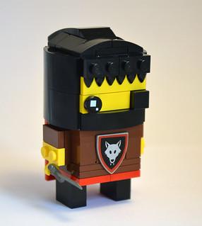 Wolfpack Brickheadz