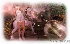 Storybrooke Gardens (4) (Poppys_Second_Life) Tags: 2l laurenbentham popi popisadventuresin2l popikone popikonesadventuresin2l poppy sl secondlife storybrookgardens storybrookgardensbylaurenbentham virtualphotography fantasy picsbyⓟⓞⓟⓟⓨ unicorn fairytail