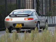 PORSCHE  928 S4 AUTOMATIC U9  73-GKD-4 1990 / 2008 Apeldoorn (willemalink) Tags: porsche 928 s4 automatic u9 73gkd4 1990 2008 apeldoorn