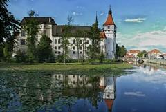 Blatna Schloss (wernerfunk) Tags: castle tschechien architektur