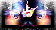Scene and game (mfuata) Tags: scene sahne game oyun mask maske ballet bale dancing dans light ışık eye göz accord uyum ambiance ortam