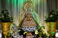 Our Lady, Mirror of Justice (Fritz, MD) Tags: cofradiadeloshijosdemaria salvereginagrandmarianexhibit2017 grandmarianexhibit marianexhibit ourladymirrorofjustice