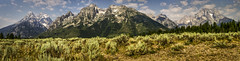 Tetons Pano (keith_shuley) Tags: tetons wyoming moutains panorama sagebrush