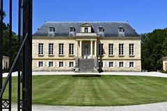 France 2017 - Château La Louvière - Pessac-Léognan (philippebeenne) Tags: france bordeaux pessacléognan grandcruclassé vins wine graves chateau