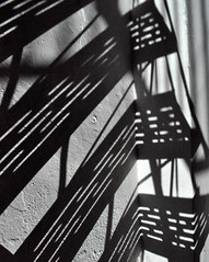 Stairway to heaven (Eleni Maitou) Tags: stairs bnw blackandwhite blackwhite lines kea shadow minimal abstract urbanlife streetphotography street contrast composition structure staircase