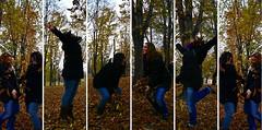 Oldies: Friendship and fall (Josué Godoy) Tags: personas people friend friendship fall otoño autumn poland polonia