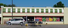 Store Entrance (Nicholas Eckhart) Tags: america us usa ohio oh eaton marsh supermarket grocery food freshencounter