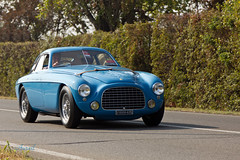 166MM (AureilFerrari) Tags: aureil auto automobile automotive voiture car coche wagen worldcars numéro série serial number chassis canon eos 60d classic classiche