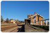 Wallerawang Railway Station (Craig Jewell Photography) Tags: 2017 abandoned clear coffeeshop day newsouthwales nsw railway station sunny wallerawang f56 ef1635mmf28liiusm ¹⁄₁₀₀₀sec canoneos1dmarkiv iso400 25 20170630131104x0k0830and6moretif unknownflash
