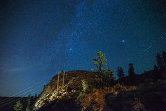 Day 237: Stars over the hill (Antonio Cangiano) Tags: okanagansimilkameend britishcolumbia canada ca day237 365 365project project365 redditphotoproject picoftheday okanagan okanaganphotographer okanaganfalls beautifulbc hellobc visitbc awesomeearthpix landscapelovers landscapes stars milkyway nightshot longexposure ilovebc crescentmoon naturelovers naturelover beautifuldestinations awesomeglobe fantasticearth earthpix