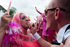 2017_Aug_Pride-1554 (jonhaywooduk) Tags: lady galore this is how we drag amsterdam pride 2017 canal boat transvestie
