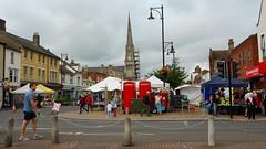 Market Day St Ives