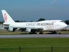 Dragonair 747 B-KAB (Craig S Martin) Tags: boeing 747 cargo dragonair bkab manchester international airliner freighter man egcc airport aviation manchesterinternationalairport 747300 747312f