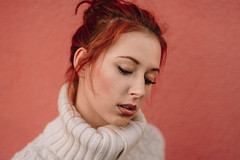 // Fiona (thatsnothername) Tags: portrait portraitphotography redhair colorful headshot dresden dresdenneustadt