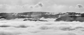Marcher au dessus des nuages