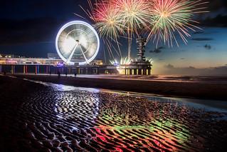 Vuurwerkfestival / Scheveningen 2017
