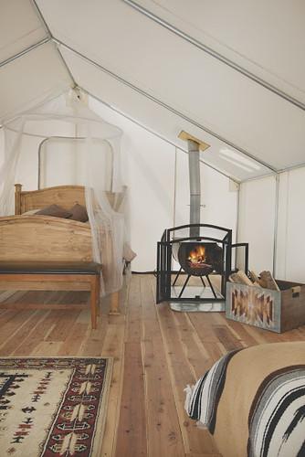 Glamping Tent_Interior Vignette1