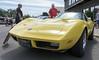 1973 Chevrolet Corvette (faasdant) Tags: untouchable car show kalama washington wa usa 2017 1973 chevroet chevy corvette yellow