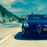 Alfa Romeo Giulietta in Croatia