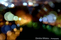 Nights & thoughts... (dimitra_milaiou) Tags: night lights colors colour city athens greece nikon d life live love photo photography milaiou dimitra world europe ngc zoom poetry color town bright blue green yellow minimal black point center wow many together happy happiness dreaming dream