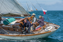 Crew of Foglio (Matchman Devon) Tags: classic channel regatta 2017 paimpol foglio