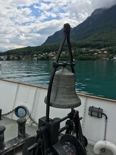 On Lake Geneva, from Saint-Gingolph to Chillon