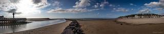 La plage de Trouville sur-Mer
