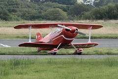 G-BRAA (goweravig) Tags: gbraa pitts special visiting aircraft swansea wale uk swanseaairport