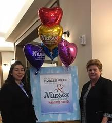 Neptune Society - San Antonio, TX - Celebrates Nurses Day with Cupcake Donations