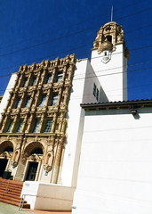 exterior Iglesia y basilica Mision Dolores San Francisco California EEUU 03 (Rafael Gomez - http://micamara.es) Tags: exterior iglesia y basilica mision dolores san francisco california eeuu