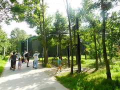 the park. Tropical hall coming up (Going to the Zoo with Trebaruna) Tags: landgoedhoenderdaell hoenderdaell dierenparkhoenderdaell annapaulowna zooannapaulowna dierenparkannapaulowna netherlands enclosures 2017 07082017
