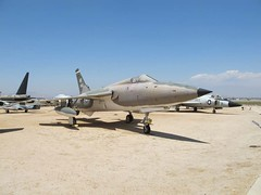 """Republic F-105B Thunderchief 1 • <a style=""""font-size:0.8em;"""" href=""""http://www.flickr.com/photos/81723459@N04/36677030003/"""" target=""""_blank"""">View on Flickr</a>"""