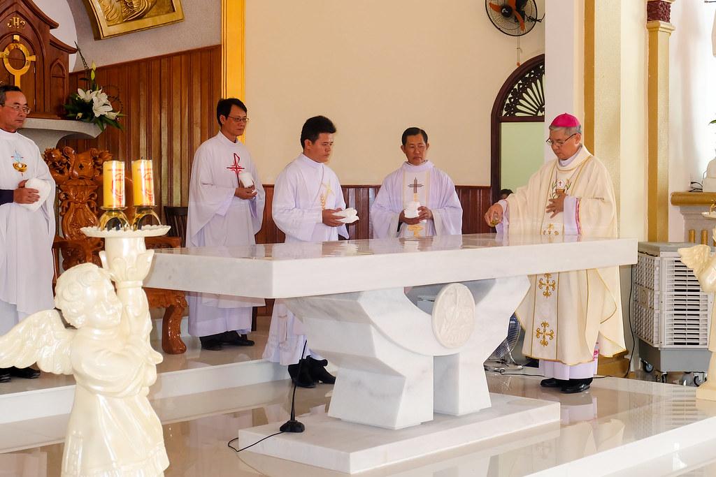 Thánh lễ tạ ơn khánh thành nhà thờ Hòa Cường – Giáo phận Đà Nẵng - Ảnh minh hoạ 34