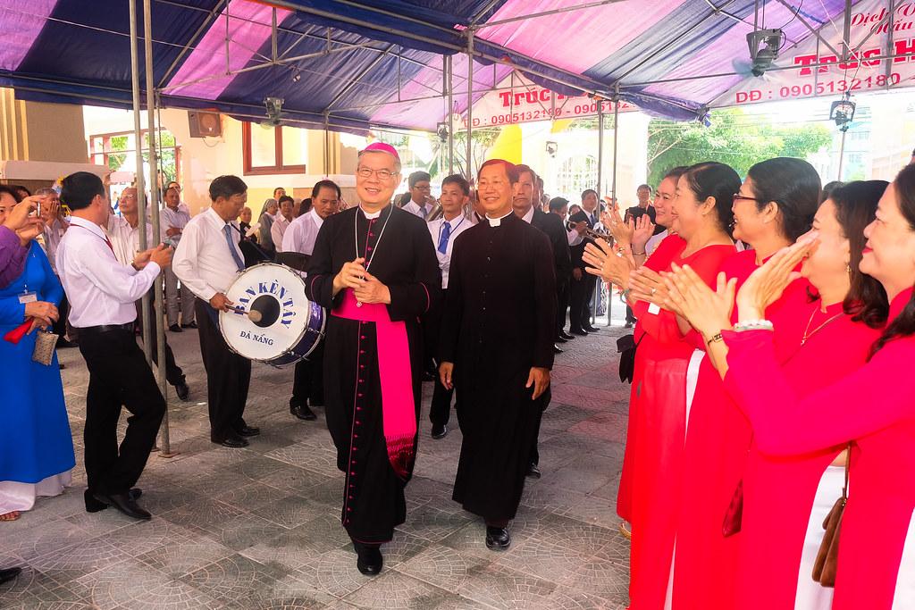 Thánh lễ tạ ơn khánh thành nhà thờ Hòa Cường – Giáo phận Đà Nẵng - Ảnh minh hoạ 3