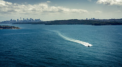 The Escape (ⓨⓥⓔⓢ) Tags: portjackson manly australie sydneyharbour northhead water northpoint newsouthwales northernbeaches sydney australia harbour sea