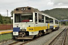 """AUTOMOTORS """"MINIAPOLOS"""" (Andreu Anguera) Tags: renfe feve ferrocarril metroenferrolterra miniapolos automotores estació xubia acoruña andreuanguera"""