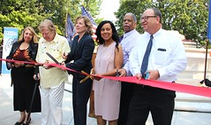 "20170822.Women's Plaza Unveiling and Dedication • <a style=""font-size:0.8em;"" href=""http://www.flickr.com/photos/129440993@N08/36729252021/"" target=""_blank"">View on Flickr</a>"