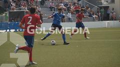 Atlético Saguntino 0-0 SD Formentera (03/09/2017), Jorge Sastriques