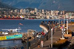 North Shore View   Vancouver, BC (Michael Thornquist) Tags: vancouverconventioncentre vanconventions seawall coalharbour seaplanes floatplanes harbourair seair vancouver britishcolumbia 604now photos604 explorebc explorecanada ilovebc pacificnorthwest pnw canada